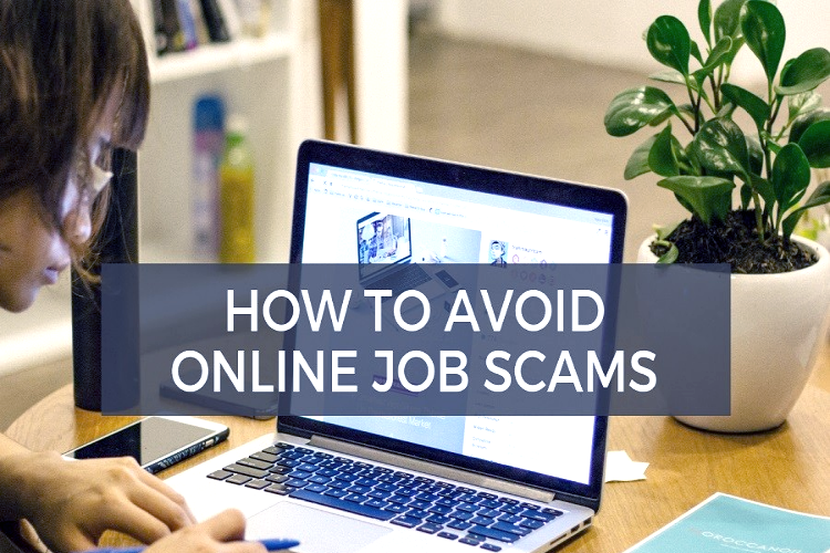How to Avoid Online Job Scams